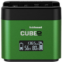 Hahnel Procube 2 Twin charger for Fujifilm