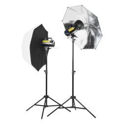 комплект Quadralite Move X 200 Kit - комплект студийно осветление