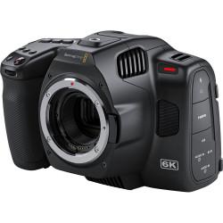 камера Blackmagic Design Pocket Cinema Camera 6K Pro EF-Mount + грип за батерии Blackmagic Design Pocket Cinema Camera Battery Grip Pro