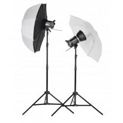 Quadralite UP! X 600 Kit - комплект студийно осветление