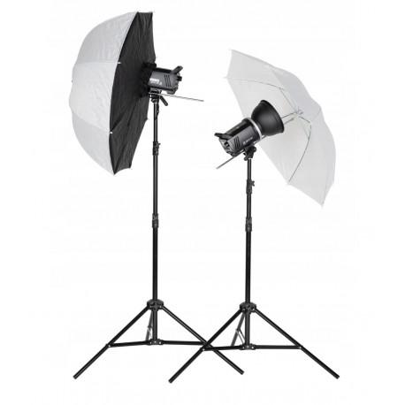 Quadralite UP! X 600 Kit - studio lighting set