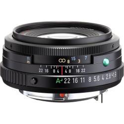 обектив Pentax HD 43mm f/1.9 FA Limited (черен)