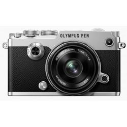 фотоапарат Olympus Pen-F + 17mm f/1.8 Kit + ECG-4 и аксесоари (употребяван)