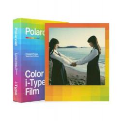 Film Polaroid Color i ‑ Type Film - Spectrum Edition color