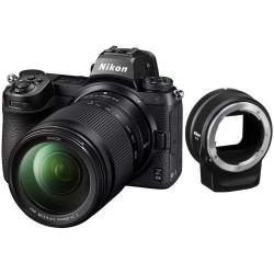 фотоапарат Nikon Z6 II + обектив Nikon Z 24-200mm f/4-6.3 VR + адаптер Nikon FTZ