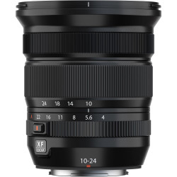 обектив Fujifilm Fujinon XF 10-24mm f/4 R OIS WR