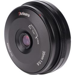 Lens 7artisans 35mm f / 5.6 - Sony E (FE)