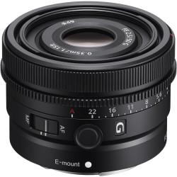 Lens Sony FE 50mm f / 2.5 G