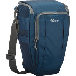 чанта Lowepro Toploader Zoom 55 AW II (син)