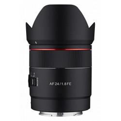 Lens Samyang AF 24mm f / 1.8 FE - Sony E (FE) + Accessory Samyang Lens Station - Sony E