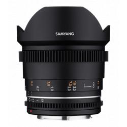 обектив Samyang 14mm T/3.1 VDSLR MK2 - Sony E