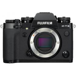фотоапарат Fujifilm X-T3 black + Fujifilm Fujinon XF 16-55mm f/2.8 WR + EF-X8 (употребяван)