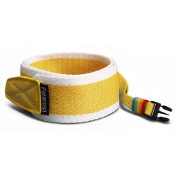 Strap Polaroid Camera Strap Flat Stripe (yellow)