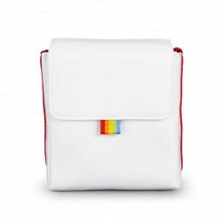 чанта Polaroid Now Camera Bag (бял/червен)