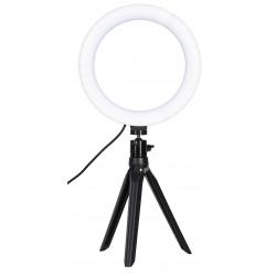 """Lighting Quadralite LED Ring Light 12 """""""