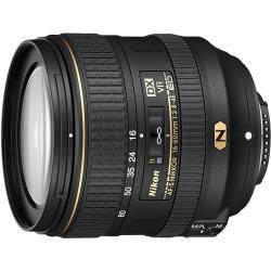 обектив Nikon AF-S 16-80mm f/2.8-4E ED DX VR (употребяван)