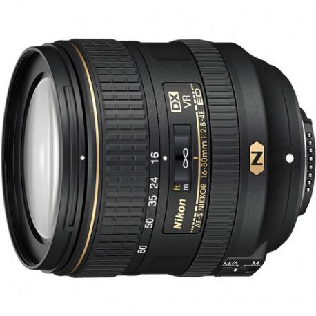 Nikon AF-S 16-80mm f/2.8-4E ED DX VR (употребяван)