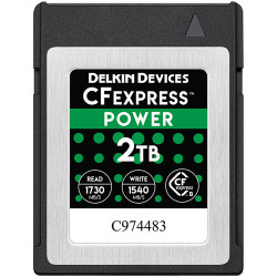Delkin Devices POWER CFexpress 2TB