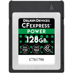 Delkin Devices POWER CFexpress 128GB