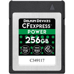 Delkin Devices POWER CFexpress 256GB