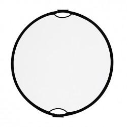 отражател Quadralite White-Silver Reflector with Grip 110 cm