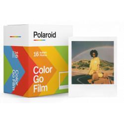 Polaroid Go Film Double Pack цветен