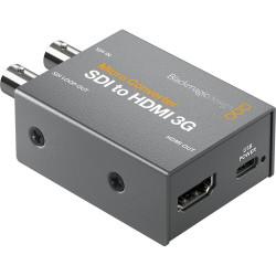 Video Device Blackmagic Design Micro Converter SDI - HDMI 3G + PSU