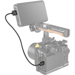 аксесоар Smallrig 3040 Ultra-Slim 4K HDMI Adapter Cable (Type C - Type A) 35 cm