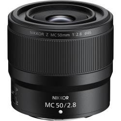 обектив Nikon NIKKOR Z MC 50mm f/2.8