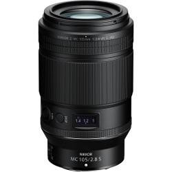 обектив Nikon NIKKOR Z MC 105mm f/2.8 VR S
