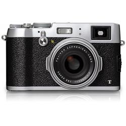 фотоапарат Fujifilm X100T + Fujifilm NP-95 + кожен калъф (употребяван)