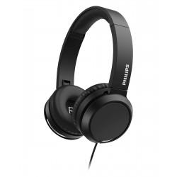 слушалки Philips TAH4105BK (черен)
