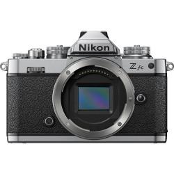 фотоапарат Nikon Z fc + обектив Nikon NIKKOR Z DX 16-50mm f/3.5-6.3 VR (сребрист)