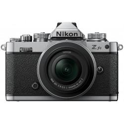 фотоапарат Nikon Z fc + обектив Nikon Z DX 16-50mm VR (сребрист)