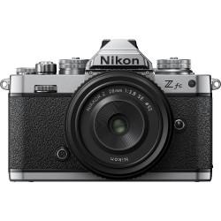 фотоапарат Nikon Z fc + обектив Nikon Z 28mm f/2.8 (SE)