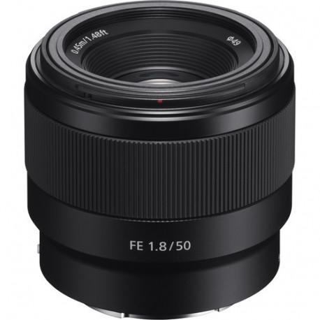Sony FE 50mm f/1.8 (употрбяван)