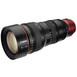 Lens Canon CN-E 14.5-60mm T2.6 L SP - PL