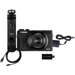 фотоапарат Canon PowerShot G7 X Mark III Live Streaming Kit