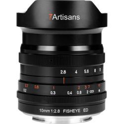 обектив 7artisans 10mm f/2.8 Fisheye - Nikon Z