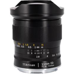 обектив TTartisan 11mm f/2.8 Fisheye - Nikon Z