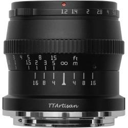 обектив TTartisan APS-C 50mm f/1.2 - Nikon Z