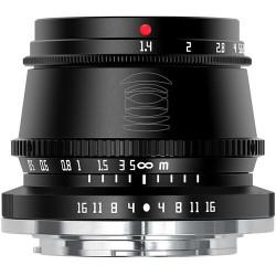 Lens TTartisan APS-C 35mm f / 1.4 - MFT