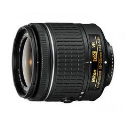 обектив Nikon AF-S DX NIKKOR 18-55mm f/3.5-5.6G VR (употребяван)