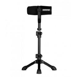 микрофон Shure MV7 Podcast Microphone Mini Tripod Kit (черен)