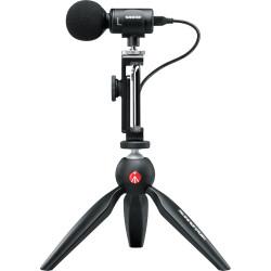 микрофон Shure MV88+ Digital Stereo Condenser Microphone Video Kit