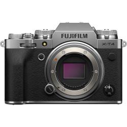 фотоапарат Fujifilm X-T4 сребрист (употребяван)