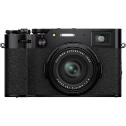 фотоапарат Fujifilm X100V черен (употребяван)