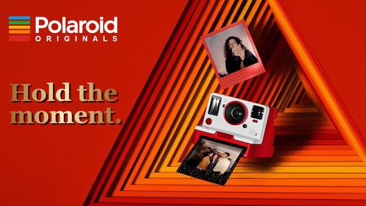 Polaroid Originals Hold The Moment!