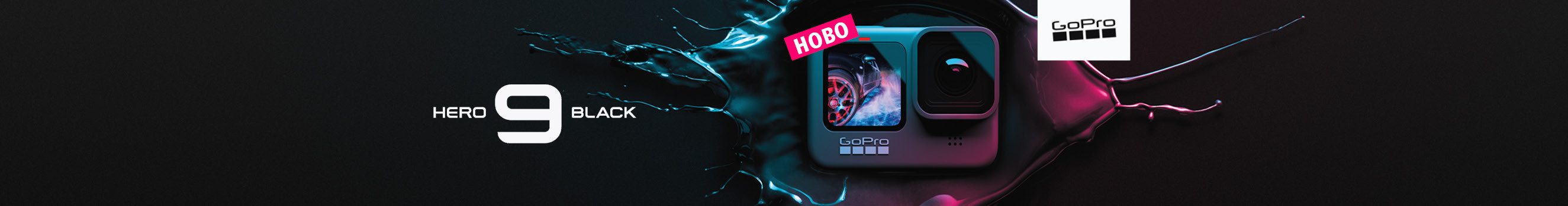 Екшън камера GoPro HERO9 Black