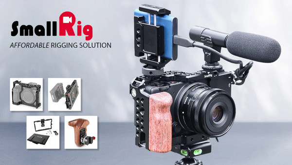 Smallrig Cages and super-price accessories at PhotoSynthesis stores